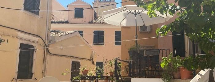 Old Town of Corfu is one of Kerkyra.