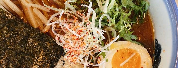 Afuri Ramen + Dumpling is one of Portland A-F.