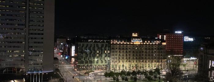 Glam Hotel Milan is one of Milan.