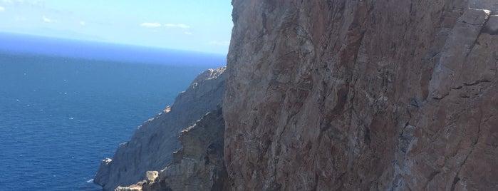 Folegandros is one of สถานที่ที่ Vincent ถูกใจ.