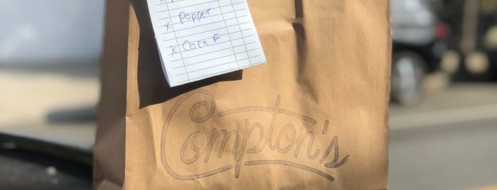 Compton's is one of foods..