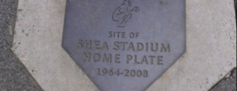 Shea Stadium is one of MLB Ballparks 1980.