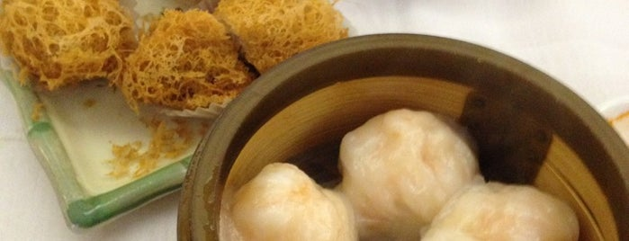 Oriental Garden 福臨門海鮮酒家 is one of The Best Dim Sum in New York.