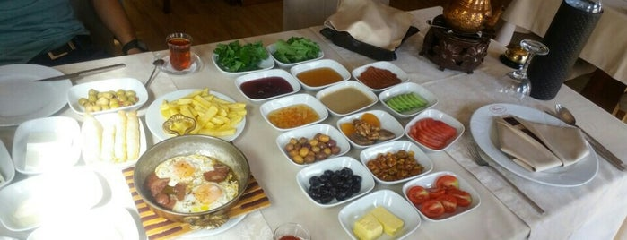 Mercan-i Restaurant is one of Turkey.