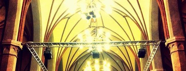 Органный зал Филармонии is one of Orte, die A gefallen.