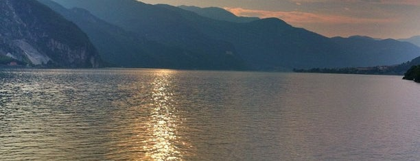 Lago di Lecco is one of Italy.