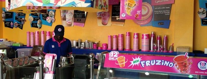 Baskin Robbins is one of สถานที่ที่บันทึกไว้ของ mmjksa.