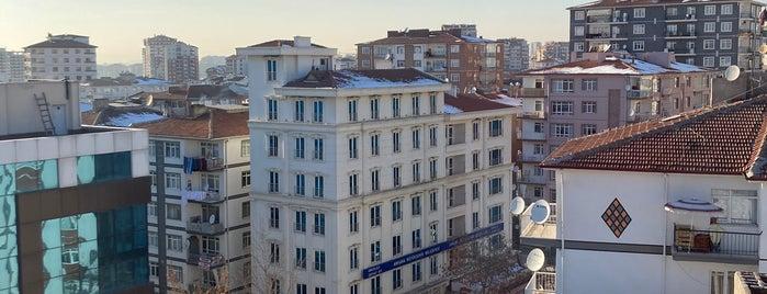 Demetevler is one of Ankara.