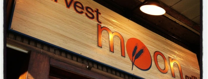 Harvest Moon Grille is one of Uptown Charlotte Dining and Nightlife.