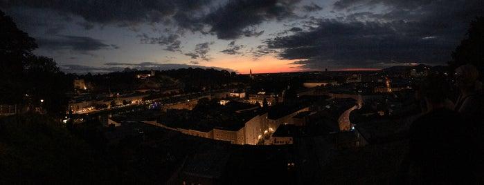 Hettwer Viewpoint is one of 🎩 Salzburg/Berlin.