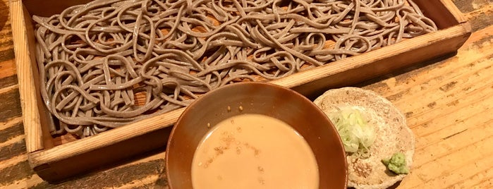Itasoba Kaoriya is one of Tokyo Eats.