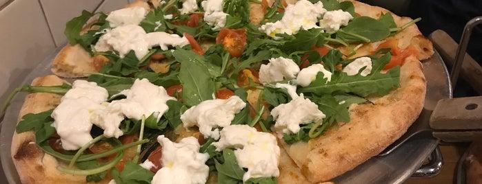 Harlem Pizza Co. is one of Posti che sono piaciuti a Mike.