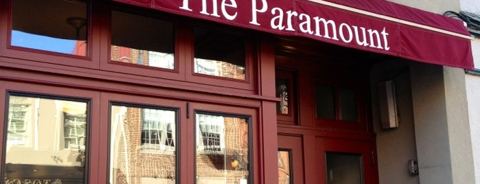 The Paramount is one of Boston: American.