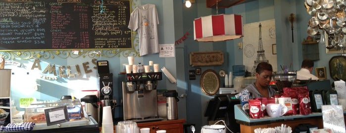 Amélie's Petite is one of Uptown Charlotte Dining and Nightlife.