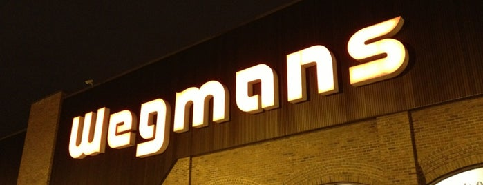 Wegmans is one of Buffalo.