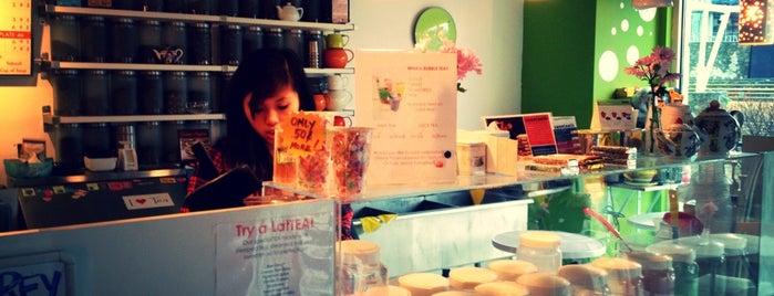 O-CHA Tea Bar is one of Amanda: сохраненные места.