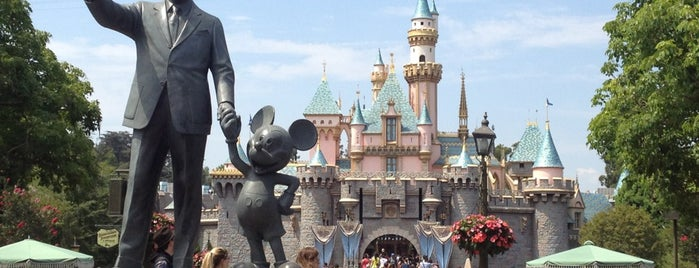 Disneyland Park is one of The Most Popular Theme Parks in U.S..