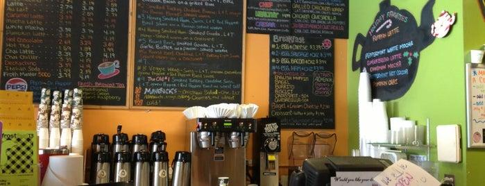 Decker's Coffee Company is one of Tempat yang Disimpan Wally.