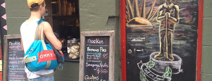 Nookie Coffee is one of Sydney.