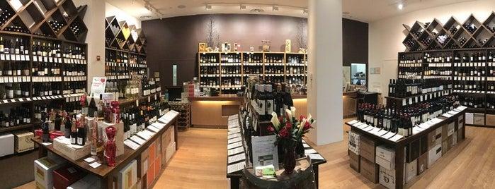 California Wine Merchants is one of FiDi.