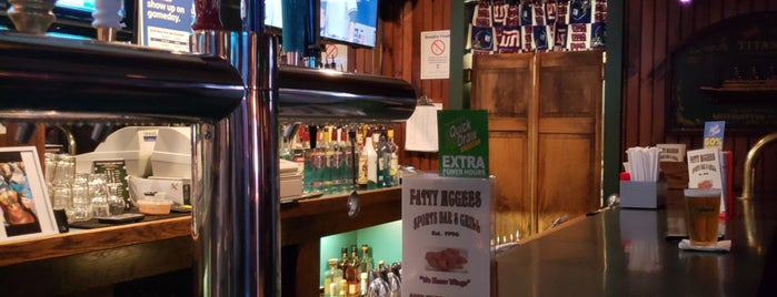 Fatty McGee's is one of Fan-fave spots to catch the #Isles on TV.