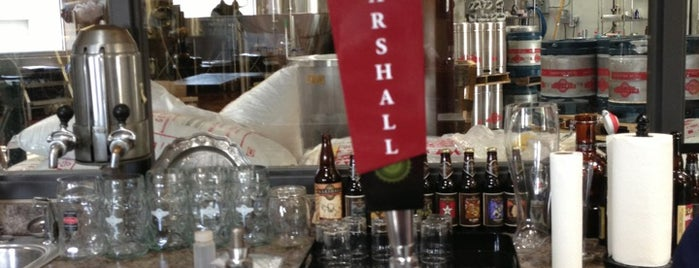 Marshall Brewing Company is one of Beer in Tulsa.