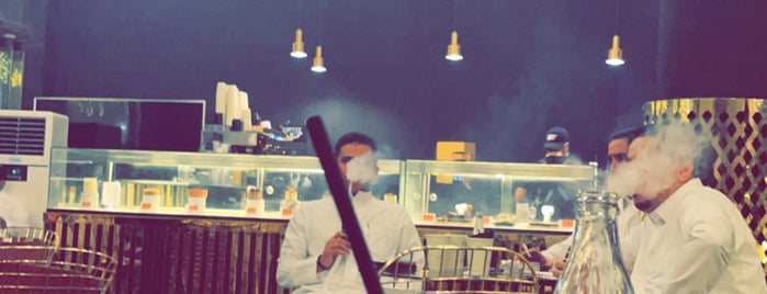 ATTENTION اتنشن is one of Hookah (Riyadh).
