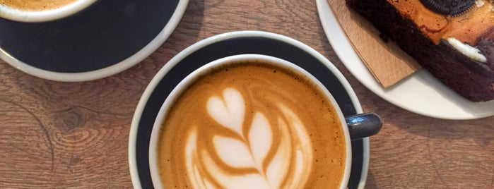 TAP Coffee No. 26 is one of Orte, die Masha gefallen.