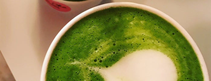 Cha Cha Matcha is one of Locais curtidos por Masha.