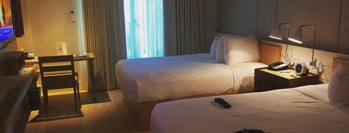 Allegria Hotel is one of Orte, die Masha gefallen.