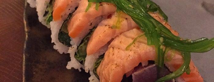 Sakana Sushi is one of Orte, die Masha gefallen.