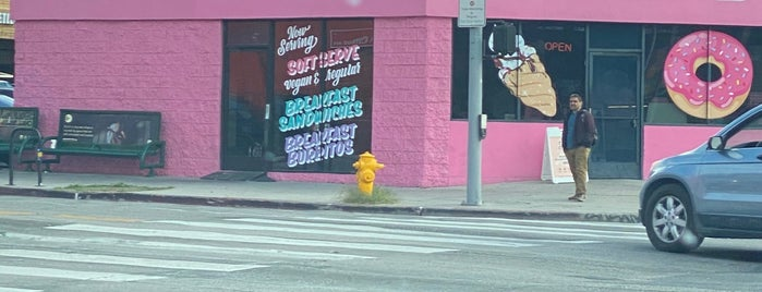 Trejo's Coffee & Donuts is one of Los Angeles.