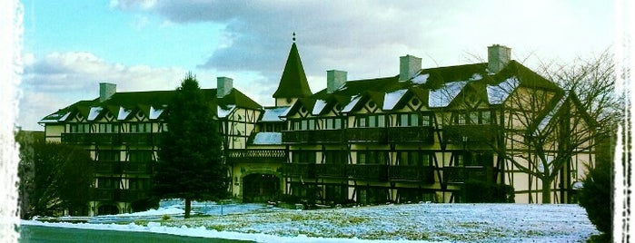 Bavarian Inn is one of Posti salvati di Christopher.