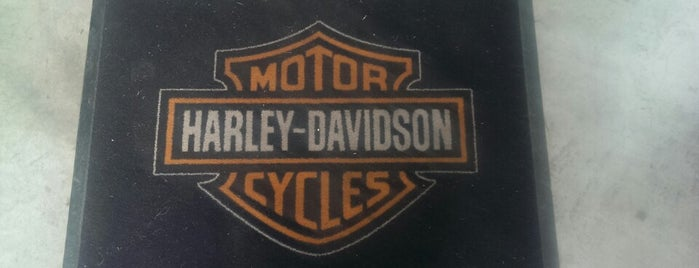 Harley-Davidson is one of Gespeicherte Orte von Virginia.