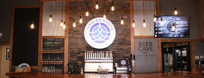 The Lone Buffalo by Tangled Roots Brewing Company is one of Joe 님이 좋아한 장소.