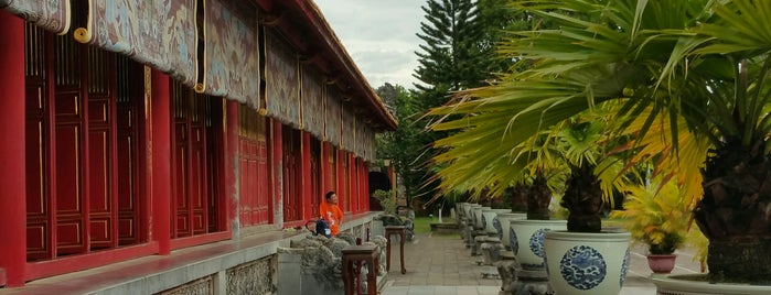 Hưng Tổ Miếu is one of Places In Hue.