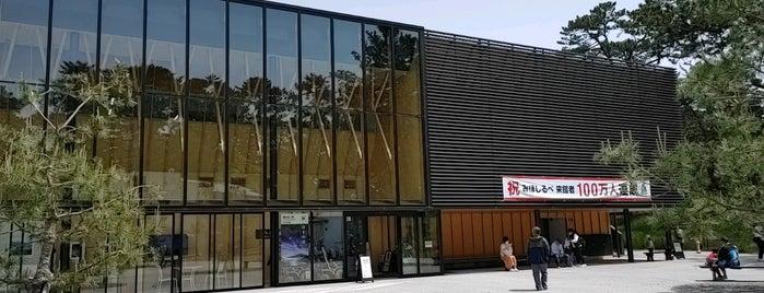 みほしるべ(静岡市三保松原文化創造センター) is one of 静岡のToDo.