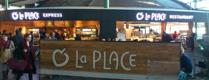 La Place is one of Orte, die Can gefallen.
