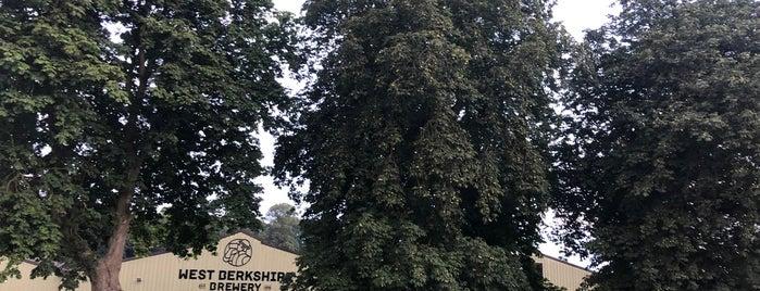 West Berkshire Brewery is one of Tempat yang Disukai Carl.