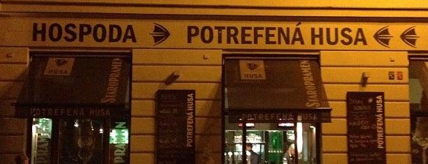 Potrefená husa is one of Posti che sono piaciuti a Nichola.