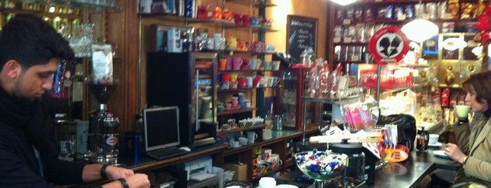 Moro Caffè & Thé is one of Orte, die Anna gefallen.