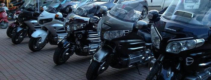MotoTAL Motosiklet ve Motorlu Araçlar is one of istanbul.