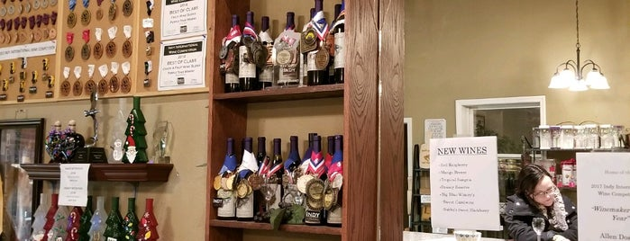 Purple Toad Winery is one of Locais curtidos por Channing.
