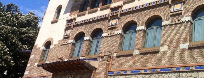Rectorado de la Universidad de Málaga is one of Qué visitar en Málaga.