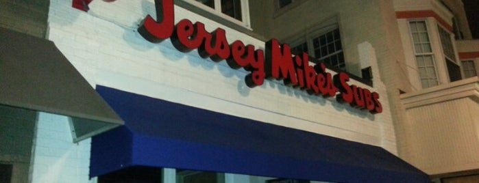 Jersey Mike's Subs is one of Alice : понравившиеся места.