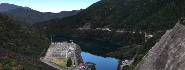 九頭竜ダム is one of 高井'ın Beğendiği Mekanlar.