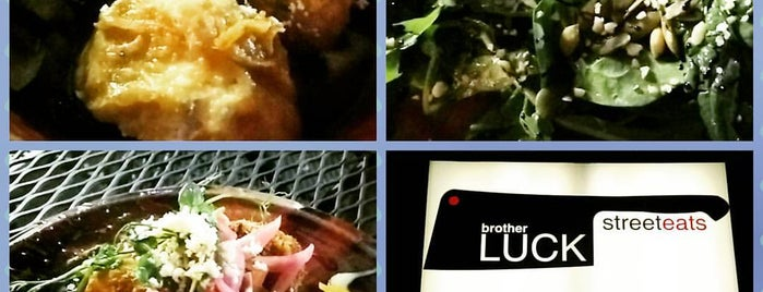 Brother Luck Street Eats is one of To Try CO.