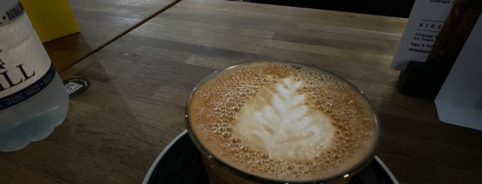 Foundation Coffee House is one of Manchester.