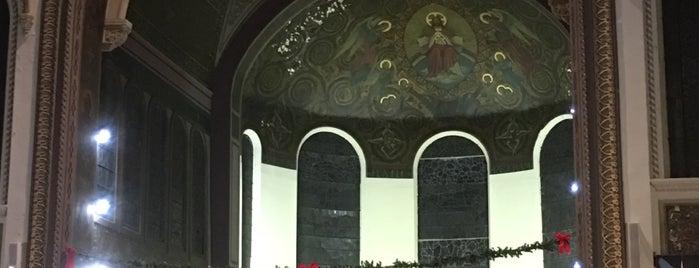 Saint Peters R.C. Church, St. Marks Pl., Staten Island, Ny is one of Lieux qui ont plu à Alan-Arthur.