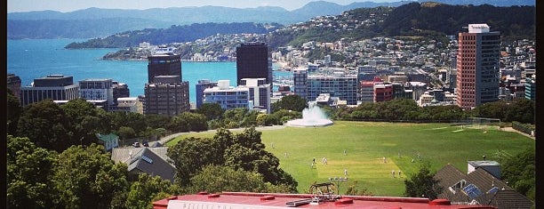 Kelburn Cable Car Station is one of Wellington.
